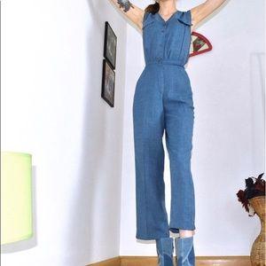 90s Minimal Three Piece Suit
